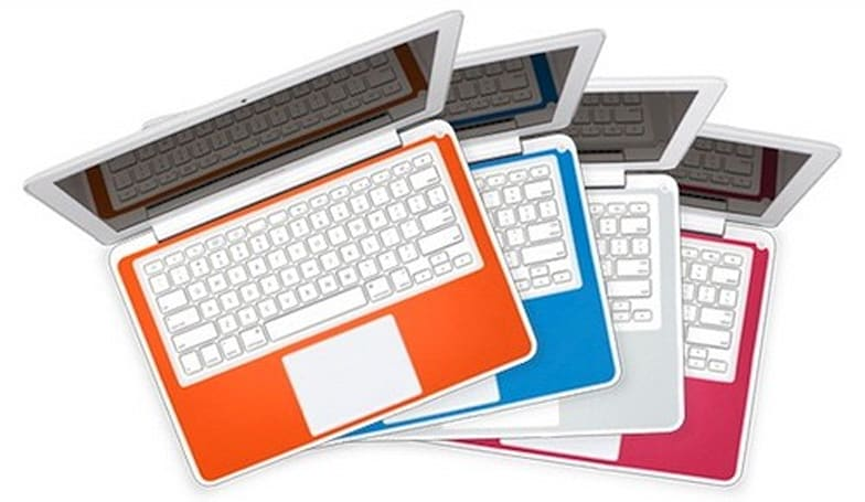New from TwelveSouth: SurfacePad Colors for MacBook