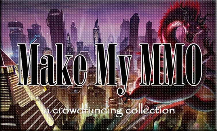 Make My MMO: Crowdfunding December 15 - 28, 2013