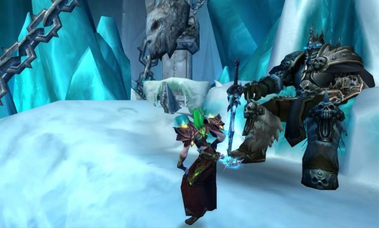 Spiritual Guidance: Priesting the Lich King