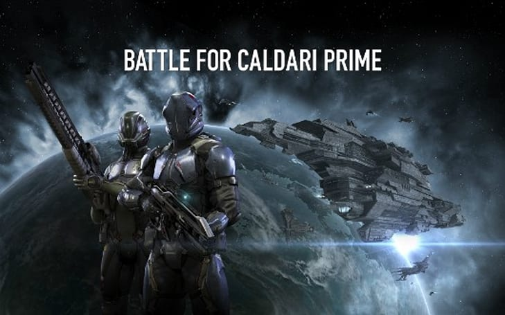 The Battle for Caldari Prime is the next step for EVE Online and DUST 514 integration