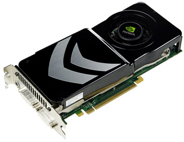 NVIDIA reveals GeForce 8800 GTS 512MB