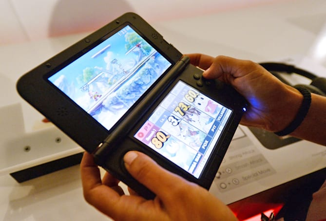 Court: Nintendo's 3DS patents are not guilty of infringement