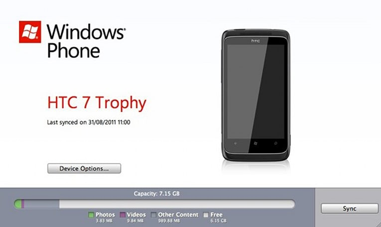 Windows Phone 7 Mango will play nicer with Macs, update your Connector app now
