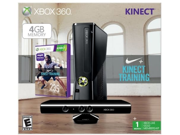 Amazon listing points to unannounced Xbox 360 with Kinect Nike+ bundle (update)