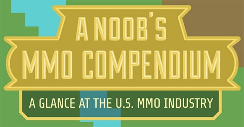 Infographic offers noobs a summary of the US MMO industry