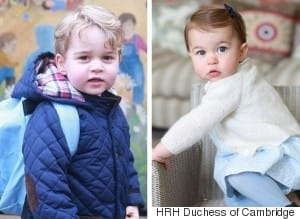 A Roundup Of Kate Middleton's Cutest Snaps Of The Kids