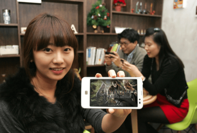 Resident Evil 4 on Android, exclusive to Korea's LG LTE market (for now)