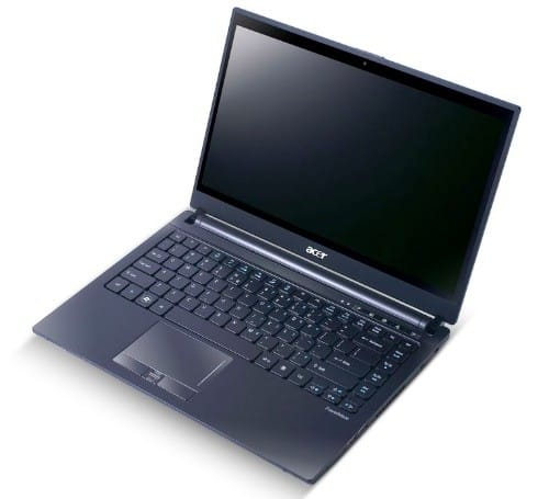 Acer unveils TravelMate 8481T laptop for the all-business crowd