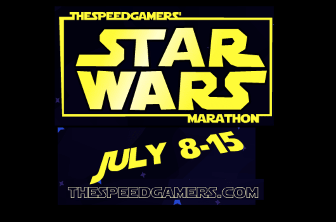 Charity Alert: The Speed Gamers marathon Star Wars games to benefit tornado victims
