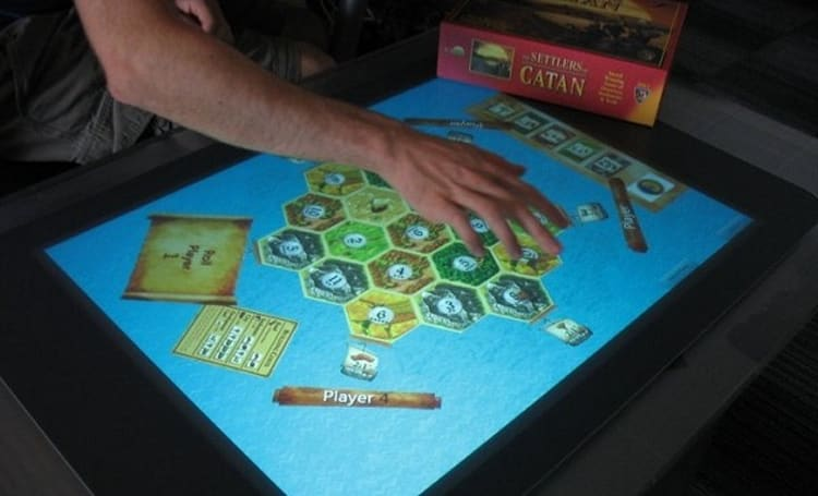 Settlers of Catan in development for Microsoft Surface, still can't help you trade sheep for wood (video)