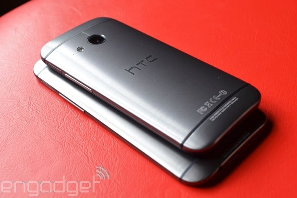 Htc One Mini 2 Hands On