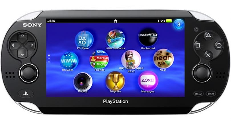 Sony's next PSP, codenamed NGP