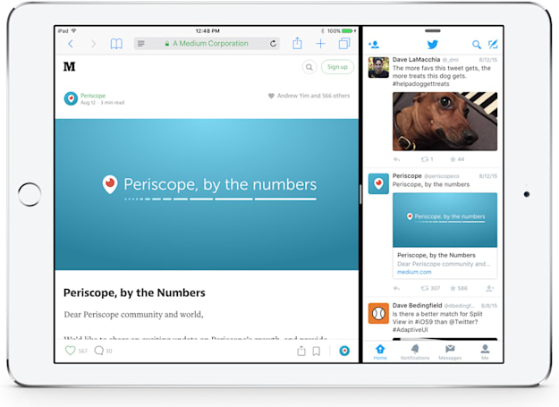 Twitter's unifying its apps across iPhone and iPad