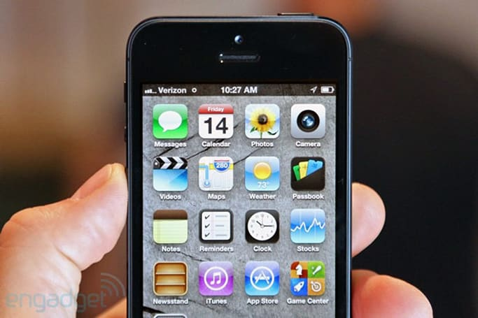 Verizon iPhone 5 update fixes mobile data use on WiFi bug