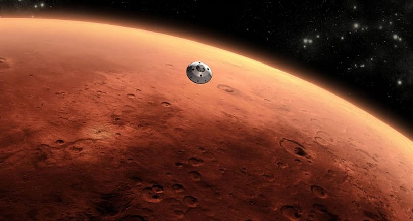Welcome to Mars on Earth