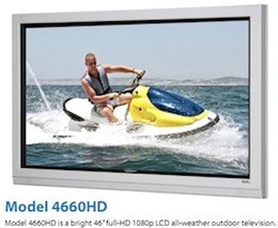 SunBrite announces Signature line of outdoor LCD TVs, let you get your real housewives fix rain or shine