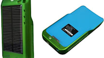 Novothink unveils first licensed solar chargers for iPhone, iPod