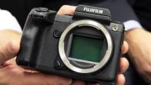 富士的中片幅機 GFX 50S 主站動手玩