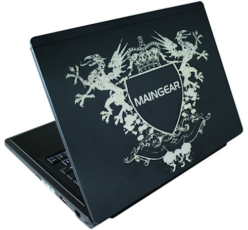 Maingear unloads BD / SSD-equipped mX-L 13.3-inch laptop