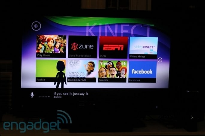Kinect won't support voice recognition in some countries until 2011, putting on airs won't help