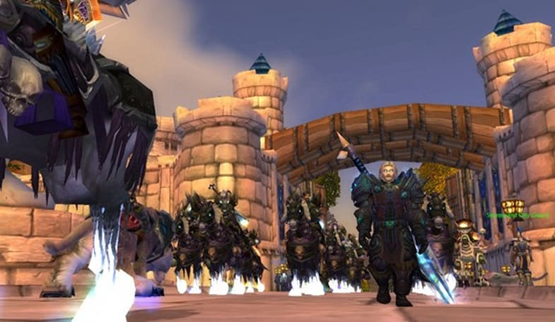 All-DK guild squeezes WoW in ice-fisted military death grip