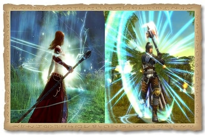 Lost Pages of Taborea: Customization in Guild Wars 2 and Runes of Magic