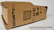Recompute: a closer look at the sustainable, cardboard PC