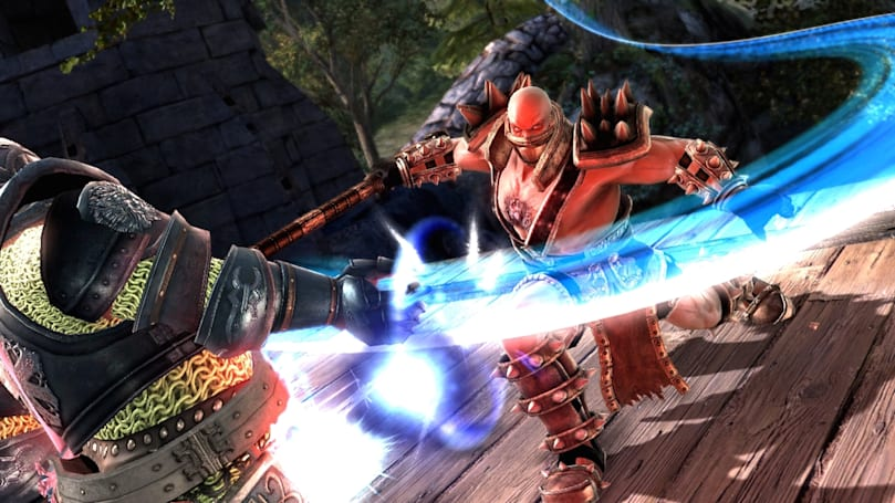 PlayStation 3's free-to-play 'Soul Calibur' shuts down in November