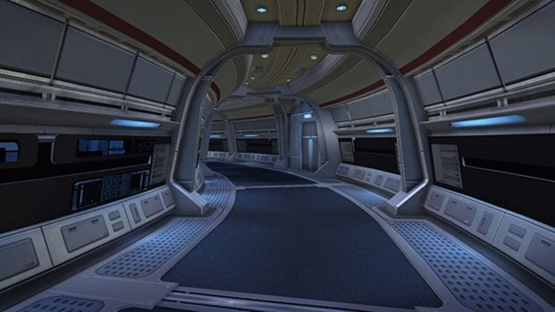 Star Trek Online dev blog details Federation interior revamp