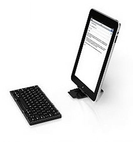 Coming soon to a pocket near you: Jorno folding Bluetooth keyboard