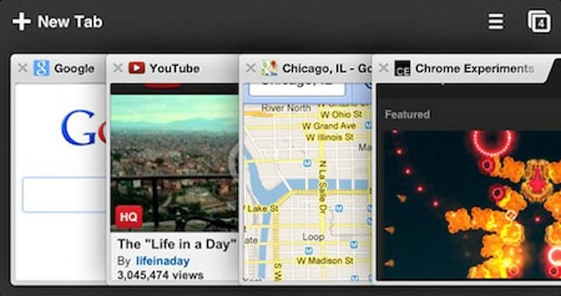 Chrome for iOS updated with enhanced search options including pronoun support for voice