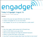 Poll: resurrect Today in Engadget?