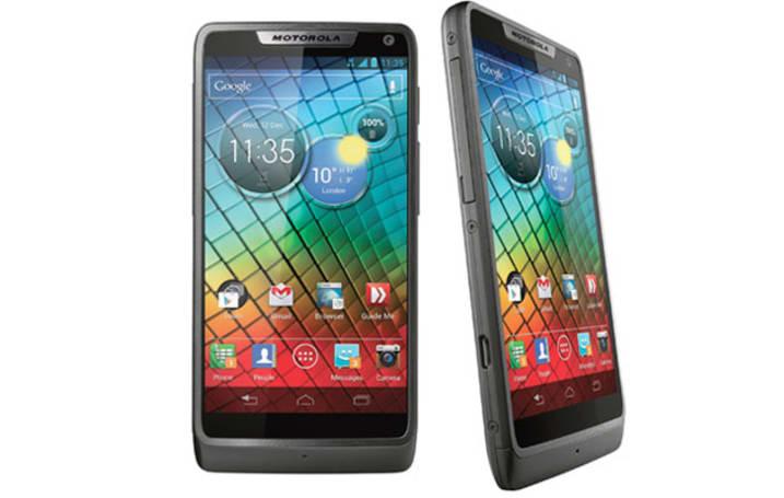 How would you change Motorola's RAZR i?