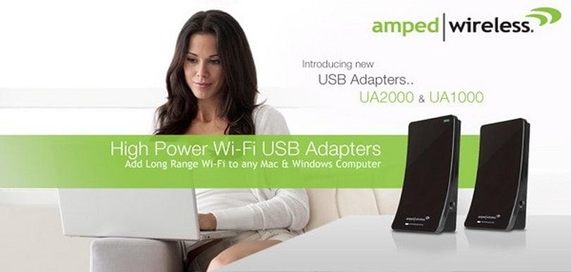 Amped Wireless releases two new USB adapters to cure internet blackspots (video)