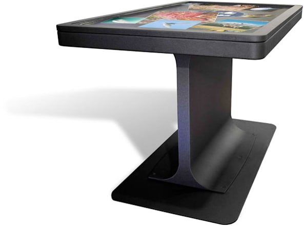 Ideum's MT-55 'Platform' multitouch table goes ultrathin, demands but $18,000