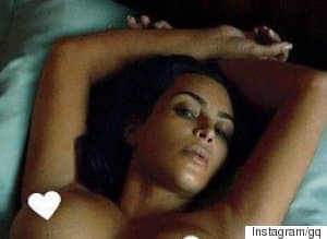 Here Are More Naked Pics Of Kim Kardashian From Her GQ Shoot