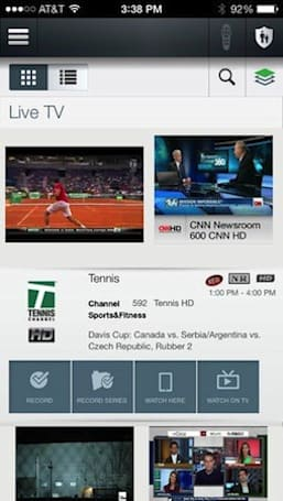 Verizon FiOS Mobile on Android and iOS can now stream live TV from anywhere