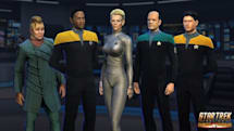 Star Trek Online announces more Voyager cast members in Delta Rising