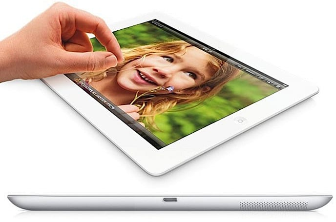 Apple announces 4th generation iPad packing an A6X CPU, Lightning connector and FaceTime HD camera