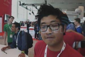 Google AirShow at I/O 2013