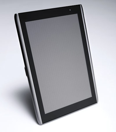 Acer introduces 7-inch and 10.1-inch Android tablets, shipping April 2011