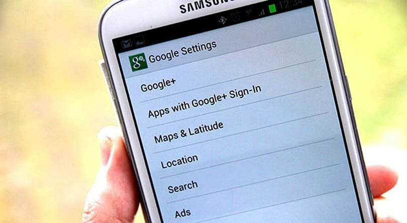 Google Settings app sneaks onto Android to bolster G+ Sign-In