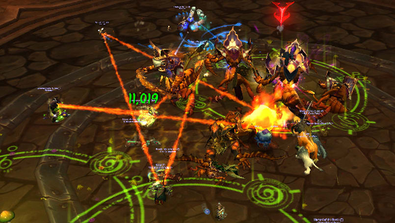 Warlords of Draenor: Visual clutter to be reduced