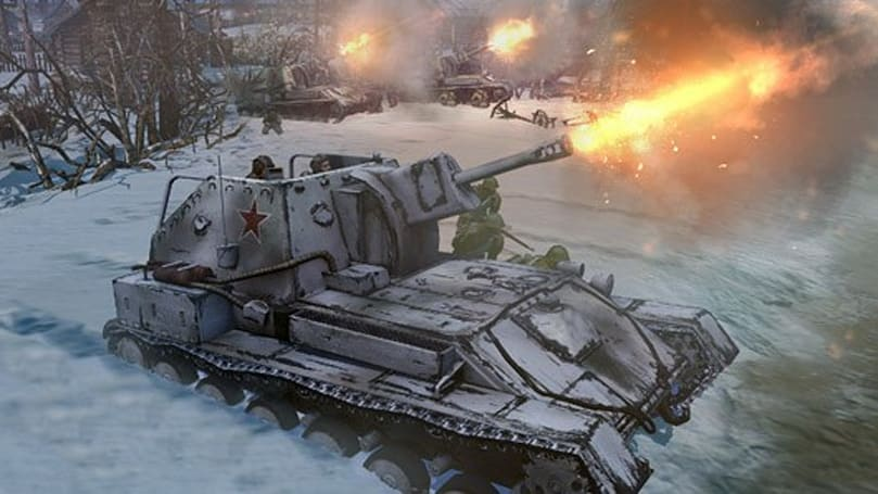 Company of Heroes 2 wants to remind you of World War 2's Russian casualties