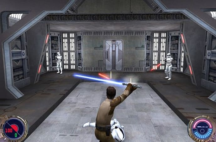 Jedi Outcast and Jedi Academy source code released