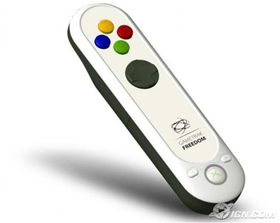 GameTrak Freedom motion controller for Xbox 360 outed at GDC