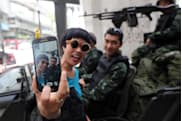 Facebook is the latest coup victim in Thailand, where the selfie reigns supreme