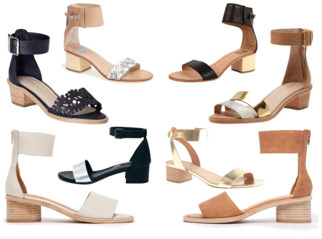 The low-heeled sandal you've got to try this spring