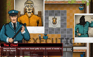 Prison Architect makes you part of the problem
