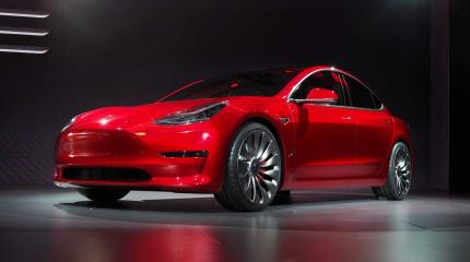 Tesla 可能會從 2 月 20 日起試產 Model 3